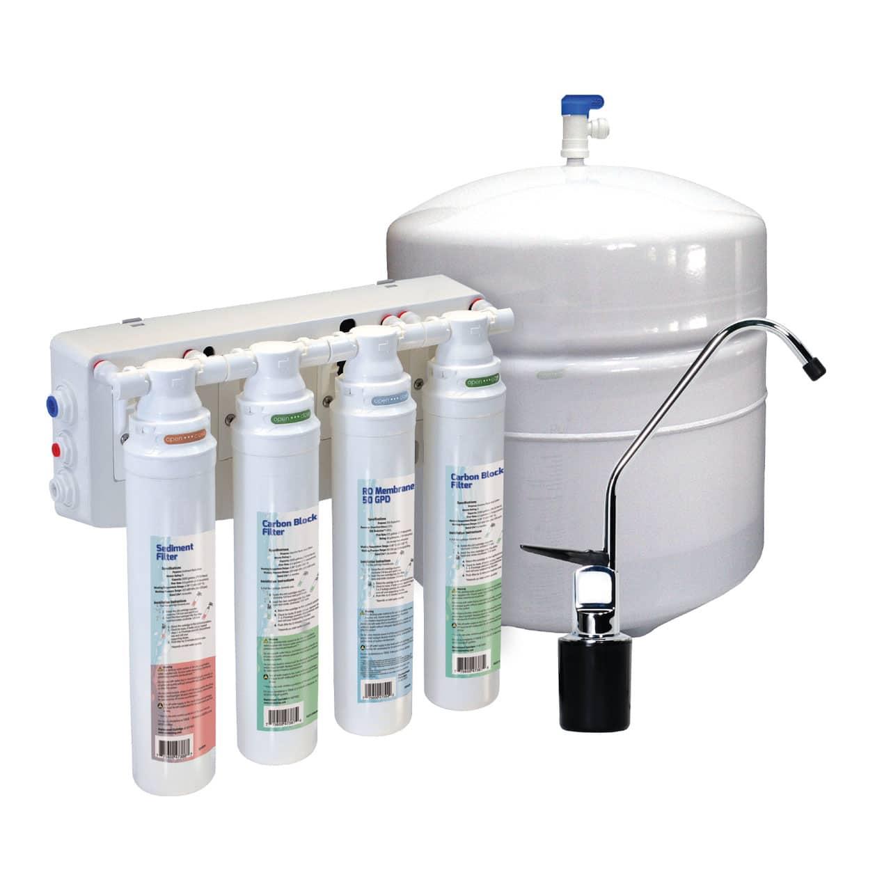 Aquafly QCRO Reverse Osmosis